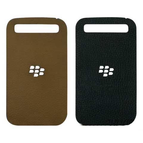 Miếng dán da BlackBerry Classic Q20 da bò 100% Made in Việt Nam 1392