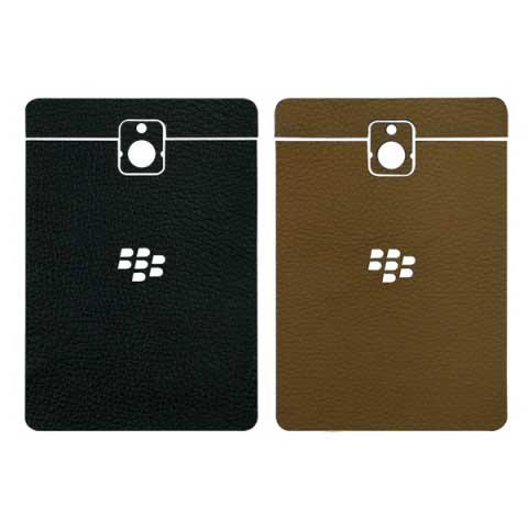 Miếng dán da BlackBerry Passport AT&T da bò 100% Made in Việt Nam 1417