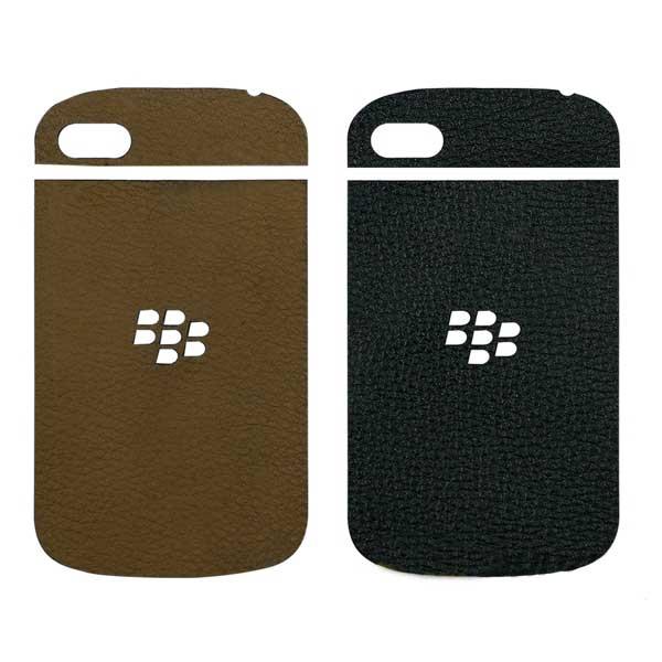 Miếng dán da BlackBerry Q10 da bò 100% Made in Việt Nam 1401