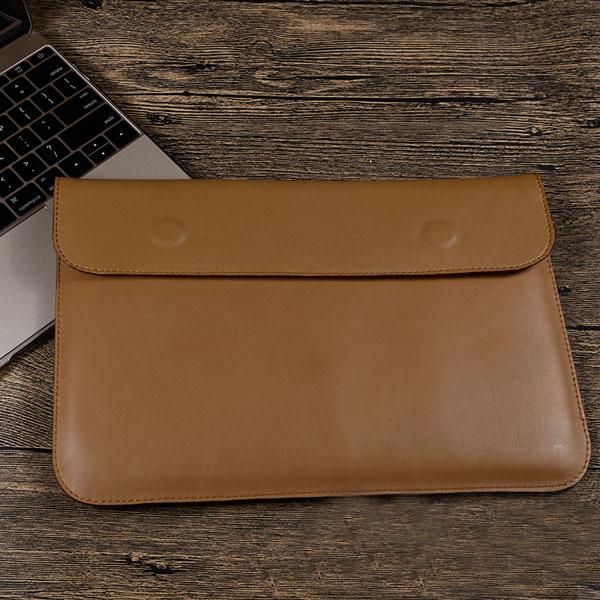 túi đựng macbook air 13 inch - túi da macbook air 13 inch - túi đựng macbook air 13 inch da thật - túi đựng macbook air 13 inch guada handmade 3524