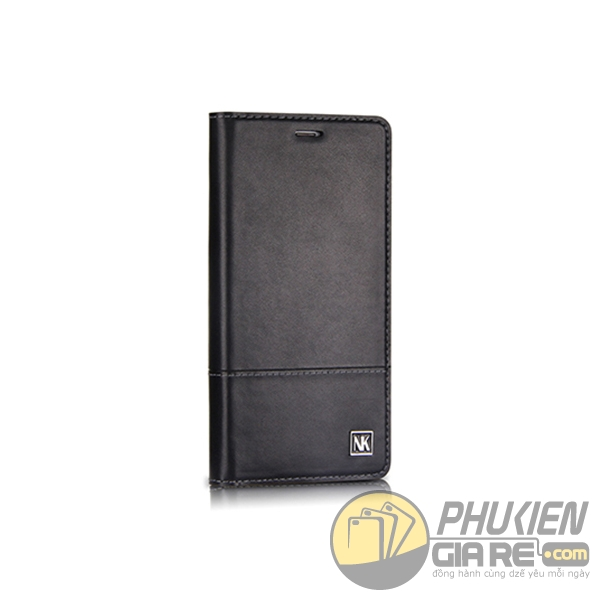 bao da iphone 7 plus dạng ví - bao da iphone 7 plus giá rẻ - bao da iphone 7 plus nuoku gentle 1716