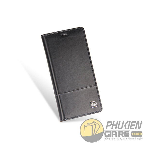 bao da iphone 8 plus dạng ví - bao da iphone 8 plus giá rẻ - bao da iphone 8 plus nuoku gentle 1722