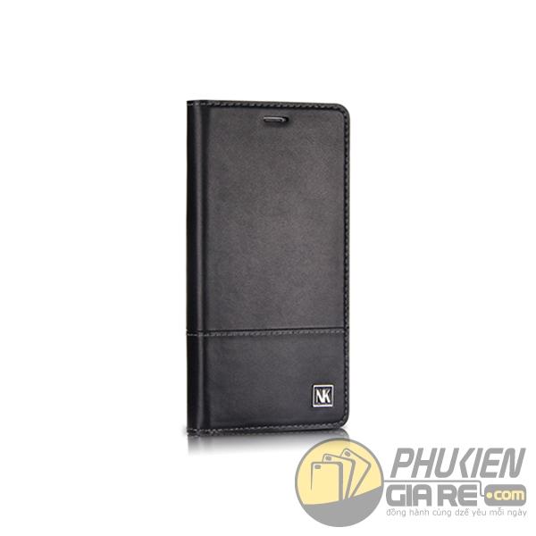 bao da iphone 8 plus dạng ví - bao da iphone 8 plus giá rẻ - bao da iphone 8 plus nuoku gentle 1725