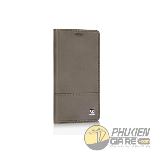 bao da iphone 8 plus dạng ví - bao da iphone 8 plus giá rẻ - bao da iphone 8 plus nuoku gentle 1727
