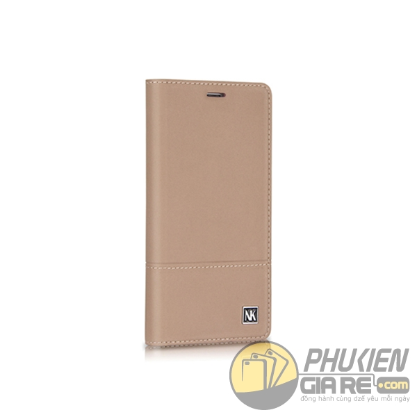 bao da iphone 8 plus dạng ví - bao da iphone 8 plus giá rẻ - bao da iphone 8 plus nuoku gentle 1728