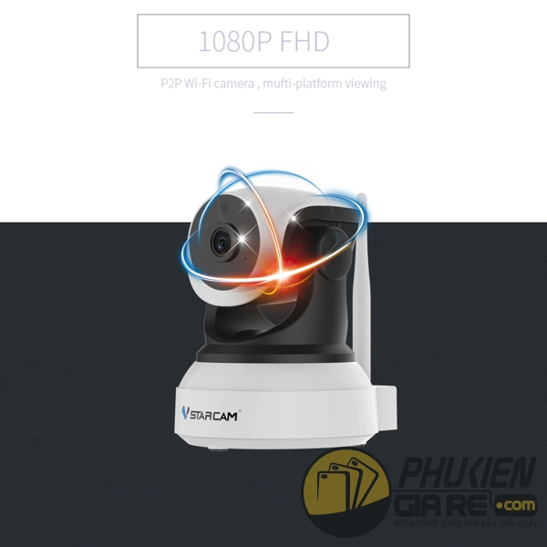 camera ip vstarcam f24s - camera không dây vstarcam f24s - camera wifi vstarcam f24s - camera vstarcam f24s full hd 1080p 1651