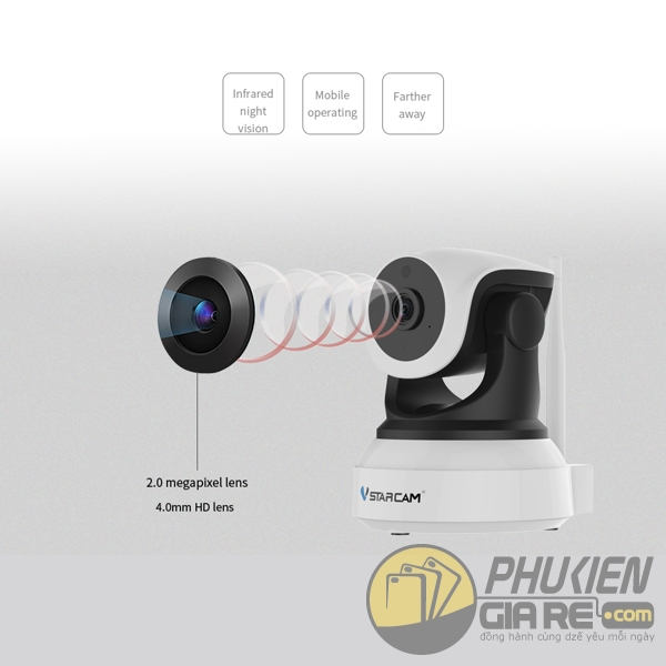 camera ip vstarcam f24s - camera không dây vstarcam f24s - camera wifi vstarcam f24s - camera vstarcam f24s full hd 1080p 1653
