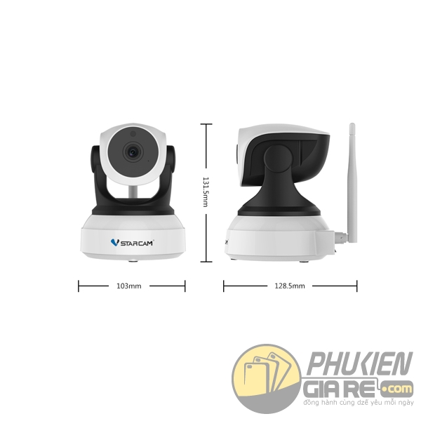 camera ip vstarcam f24s - camera không dây vstarcam f24s - camera wifi vstarcam f24s - camera vstarcam f24s full hd 1080p 1664