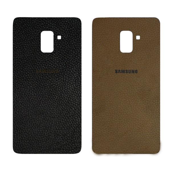 Miếng dán da Galaxy A8 Plus 2018 da bò 100% (Made in Việt Nam)