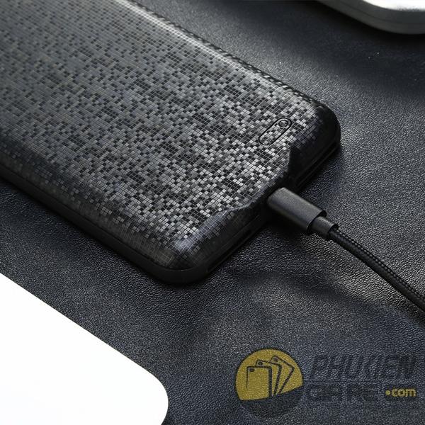ốp lưng iphone 7 kiêm pin dự phòng 5000 mah - ốp lưng kiêm sạc dự phòng iphone 7 baseus plaid 1666