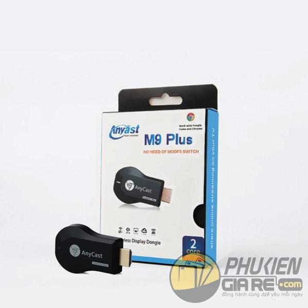 hdmi không dây anycast m9 plus - hdmi không dây cho iphone - hdmi không dây cho laptop - bộ kết nối hdmi không dây anycast m9 plus full hd 1080p 4168