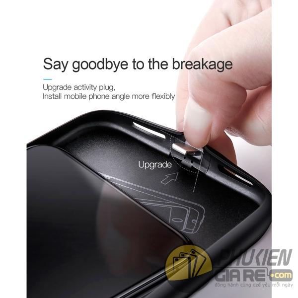 ốp lưng iphone 8 plus kiêm pin dự phòng 7300 mah - ốp lưng kiêm sạc dự phòng iphone 8 plus baseus plaid 3396