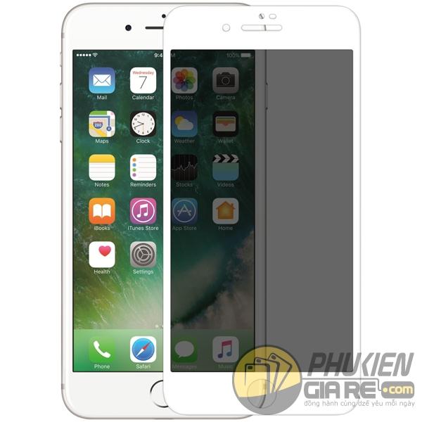 kính cường lực chống nhìn trộm iphone 6 iphone 6s - miếng dán chống nhìn trộm iphone 6 iphone 6s - miếng dán cường lực iphone 6 iphone 6s 5d chống nhìn trộm full màn hình 5261