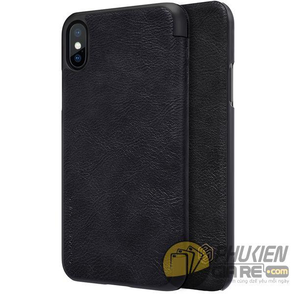 bao-da-iphone-xs-dep-bao-da-iphone-xs-co-ngan-dung-the-bao-da-iphone-xs-nillkin-qin-leather-8562