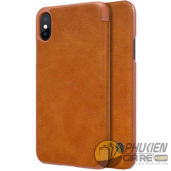 bao-da-iphone-xs-dep-bao-da-iphone-xs-co-ngan-dung-the-bao-da-iphone-xs-nillkin-qin-leather-8569