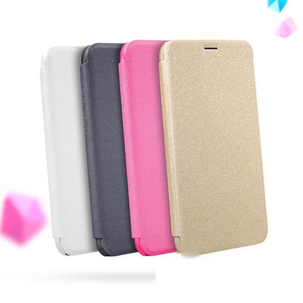 bao da iphone xs đẹp - bao da iphone xs siêu mỏng - ốp lưng iphone xs nillkin sparkle 7952