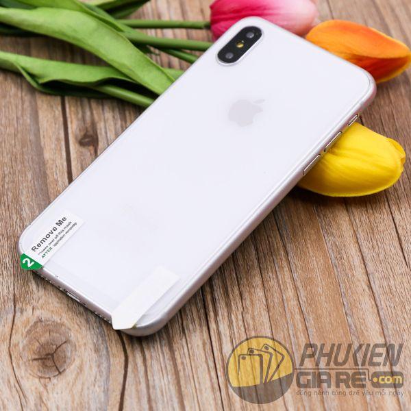 miếng dán lưng iphone xs - miếng dán chống trầy mặt lưng iphone xs - miếng dán iphone xs film mặt lưng chống trầy 7802