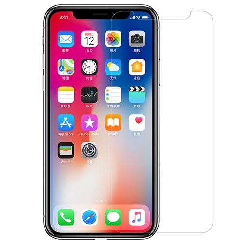 miếng dán màn hình iphone xs - dán cường lực iphone xs 9h hardness - kính cường lực iphone xs nillkin amazing h 8253