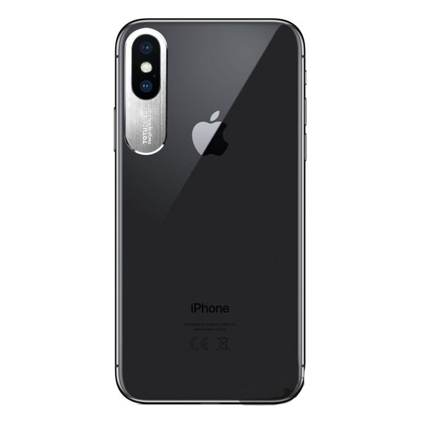 ốp lưng iphone xs trong suốt - ốp lưng iphone xs siêu mỏng - ốp lưng iphone xs bảo vệ camera - ốp lưng iphone xs totu design sparkling 8059
