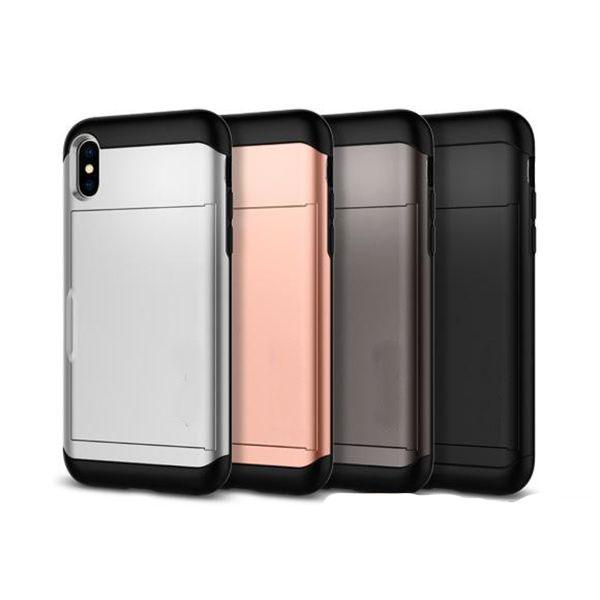 ốp lưng iphone xs max chống sốc  - ốp lưng iphone xs max có ngăn đựng thẻ - ốp lưng iphone xs max spigen slim armor cs (10636)