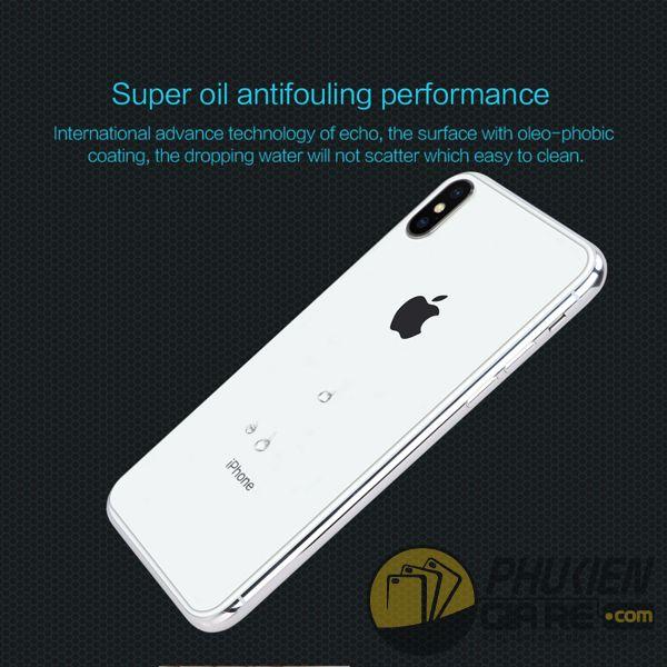 dán cường lực iphone xs max mặt lưng - kính cường lực iphone xs max mặt lưng 9h nillkin amazing h (11968)