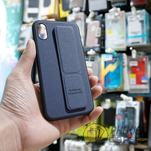 op-lung-iphone-x-co-dai-cam-tay-op-lung-iphone-x-co-de-chong-op-lung-iphone-x-ipearl-leather-grip-10900