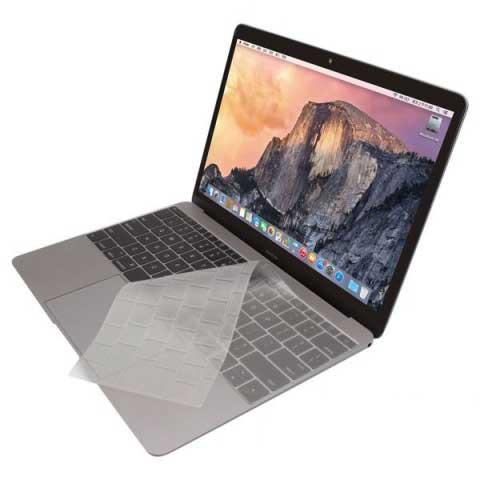 miếng lót bàn phím macbook air 13 inch 2018 jcpal fitskin ultra clear - miếng lót chống bụi bàn phím macbook air 13 inch 2018 (13502)