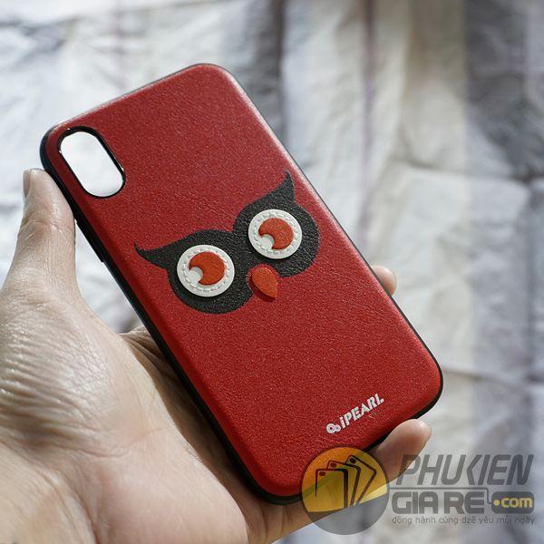 op-lung-iphone-xr-dep-cho-nu-op-lung-iphone-xr-de-thuong-op-lung-iphone-xr-ipearl-cute-animal-3d-owl-13009