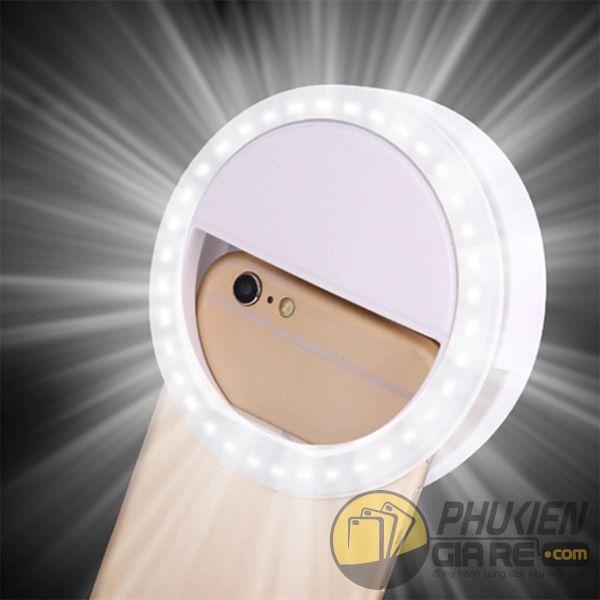 đèn led trợ sáng chụp ảnh selfie xj-01- selfie ring light xj-01 (14012)