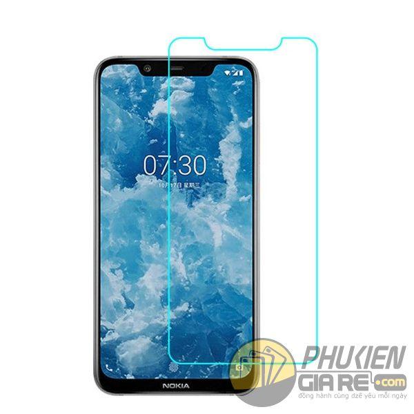 miếng dán màn hình cường lực nokia x7 2018 - dán kính cường lực nokia x7 2018 glass (14457)