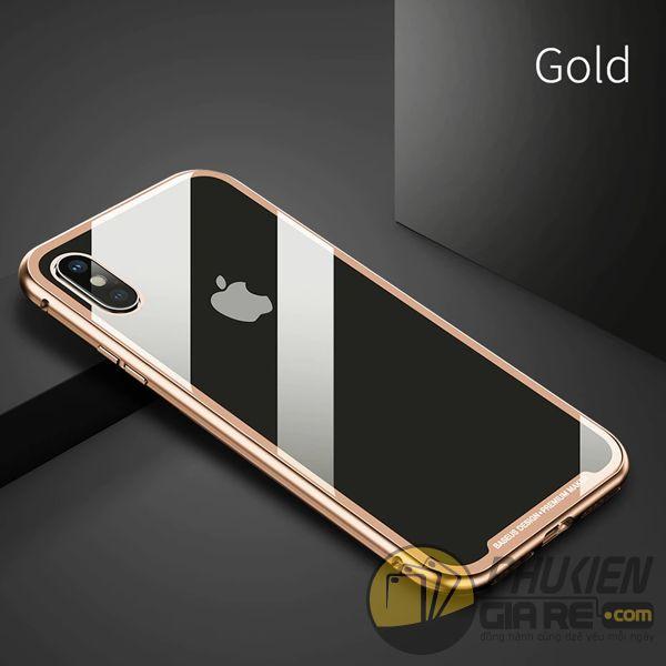 ốp lưng iphone xs max nam châm ốp lưng iphone xs max bằng kính - ốp lưng iphone xs max kim loại - ốp lưng iphone xs max baseus metallic magnetic (13792)