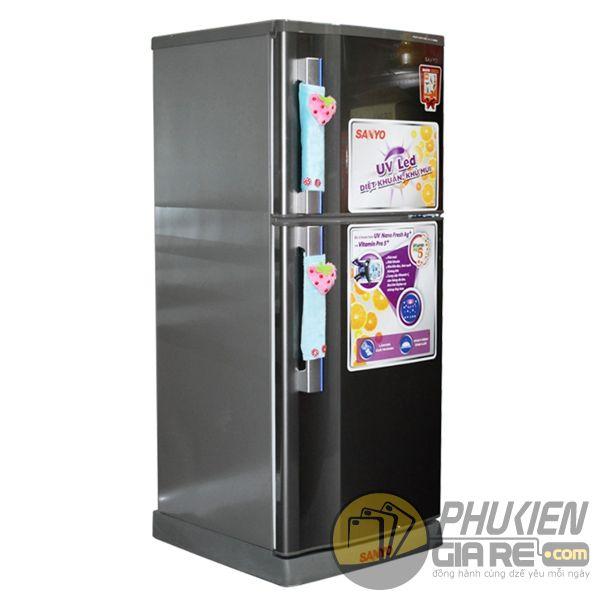 Bộ 2 tay nắm tủ lạnh hình thú bông