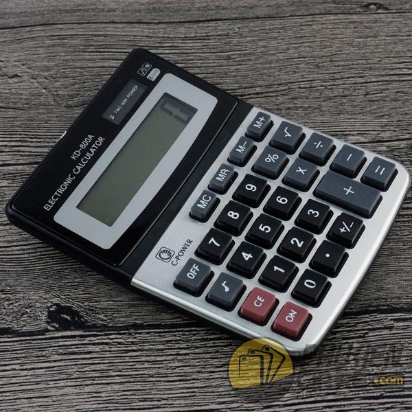 Máy tính điện tử 8 số nhỏ gọn Electronic Calculator
