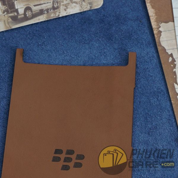 Miếng dán da BlackBerry Leap da Nappa mềm mại, sang trọng