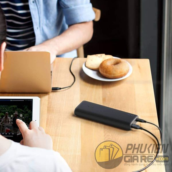 Pin sạc dự phòng Anker PowerCore Speed 20000mAh USB Type-C Power Delivery PD A1275
