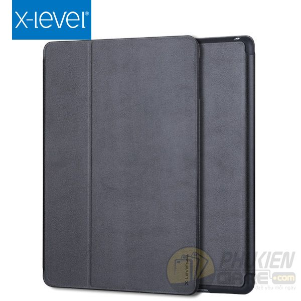 Bao da iPad Pro 12.9 inch 2018 siêu mỏng Pipilu X-Level (Fibcolor Series)