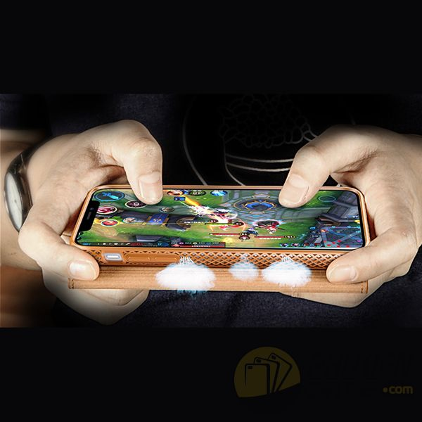 Bao da iPhone Xr Nuoku Gentle 2 Series