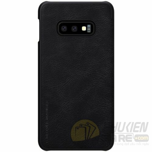 Bao da Samsung Galaxy S10e hiệu Nillkin (QIN Series)
