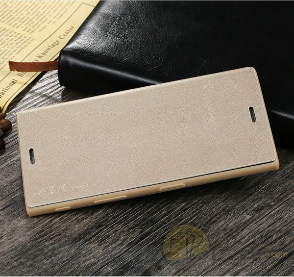 Bao da Sony XZ1 siêu mỏng Pipilu X-Level (Fibcolor Series)