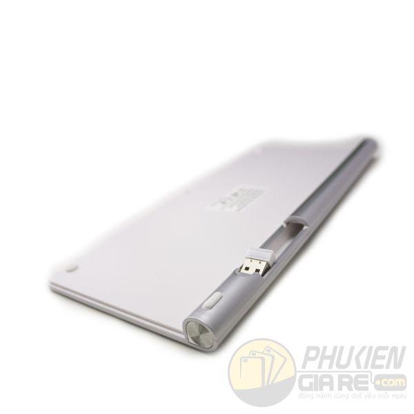Bộ bàn phím và chuột không dây 2.4GHz Wireless combo