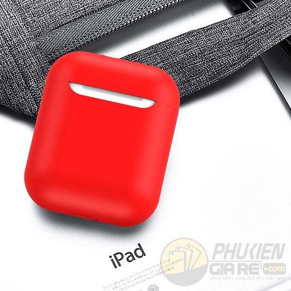 Case AirPods silicone kèm dây đeo Totu Glory Series