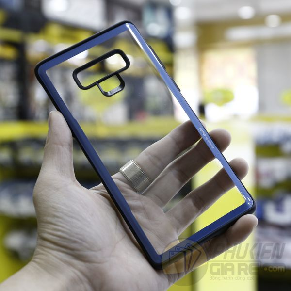 Ốp lưng Galaxy Note 9 bằng kính cường lực Benks Magic Shiny Glass Series