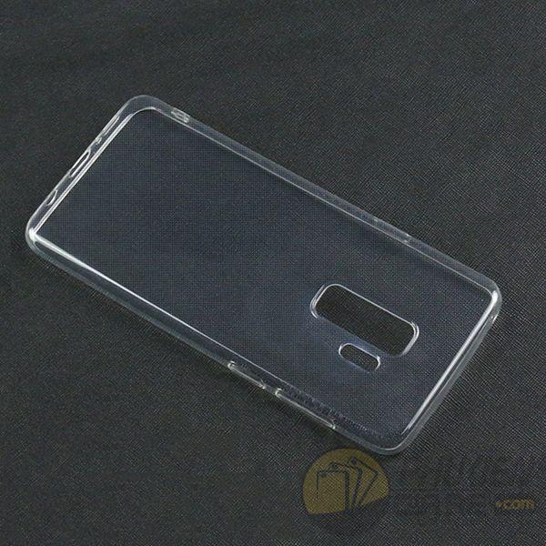 Ốp lưng Galaxy S9 Plus dẻo trong suốt siêu mỏng