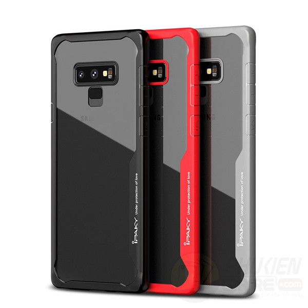 Ốp lưng Galaxy Note 9 iPaky Luckcool