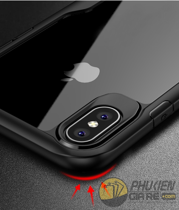 Ốp lưng iPhone XS max iPaky Luckcool