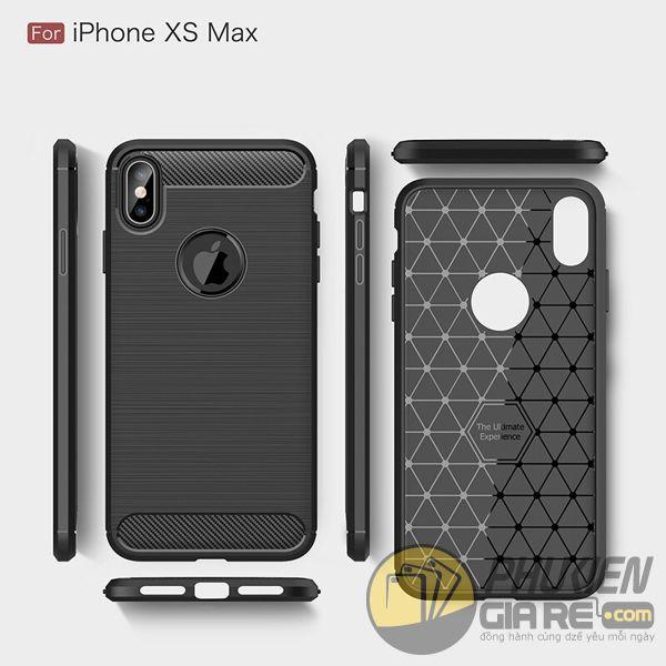 Ốp lưng iPhone XS Max  chống sốc Likgus