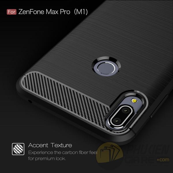 Ốp lưng Asus Zenfone Max Pro (M1) chống sốc hiệu Likgus
