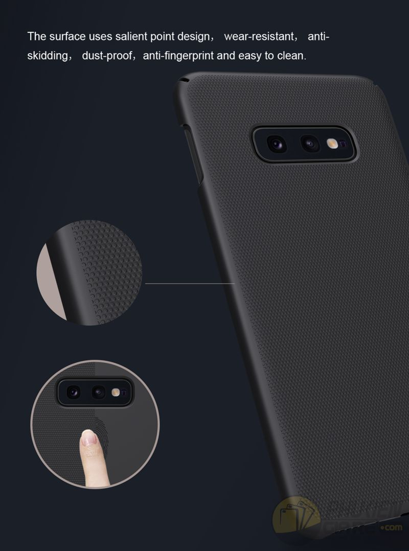 Ốp lưng Galaxy S10e Nillkin Super Frosted Shield