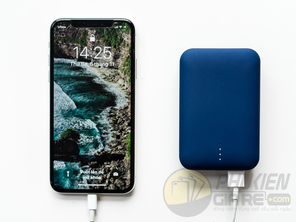 Pin dự phòng Rock P51 Mini Power Bank 10.000 mAh