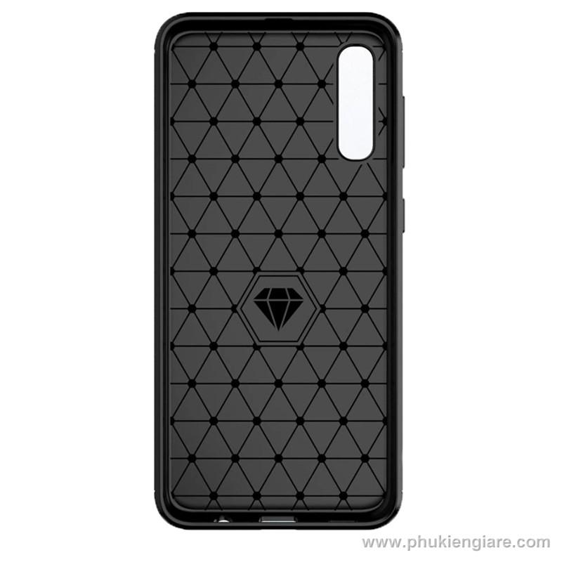 Ốp lưng chống sốc Galaxy A70 Likgus TPU